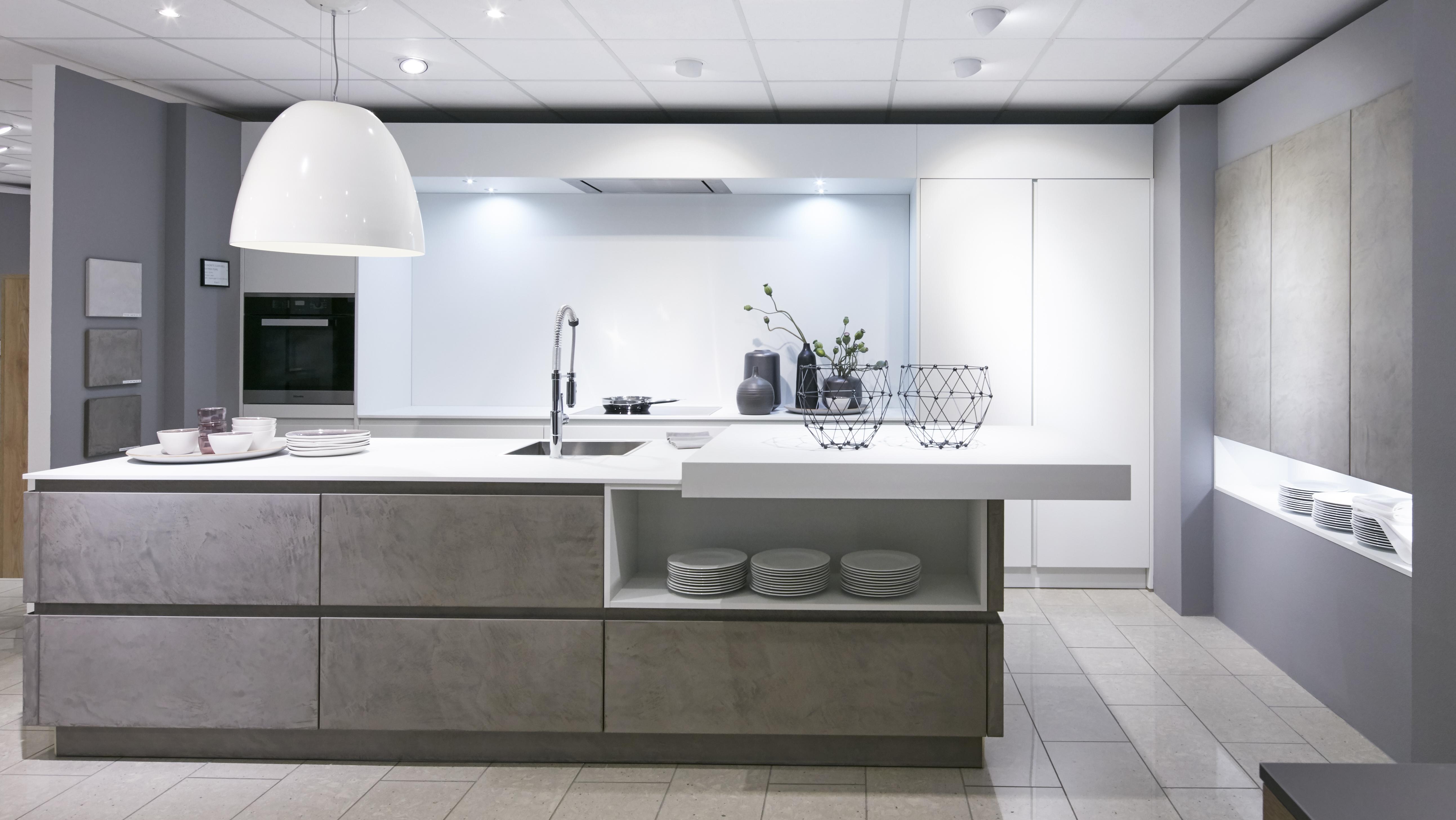 cocina de diseño Schroeder Kuechen